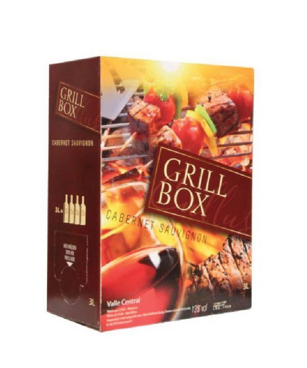 Rượu vang Chile - Gill Box Cabernet Sauvignon Red
