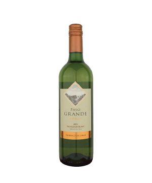 Rượu vang Chile - Paso Grande Sauvignon Blanc White