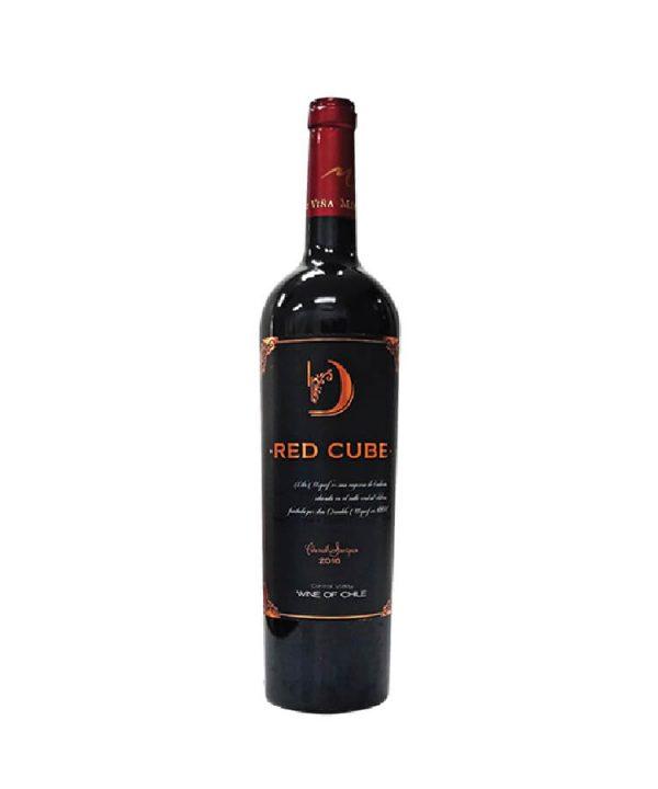 Rượu vang Chile - Red Cube
