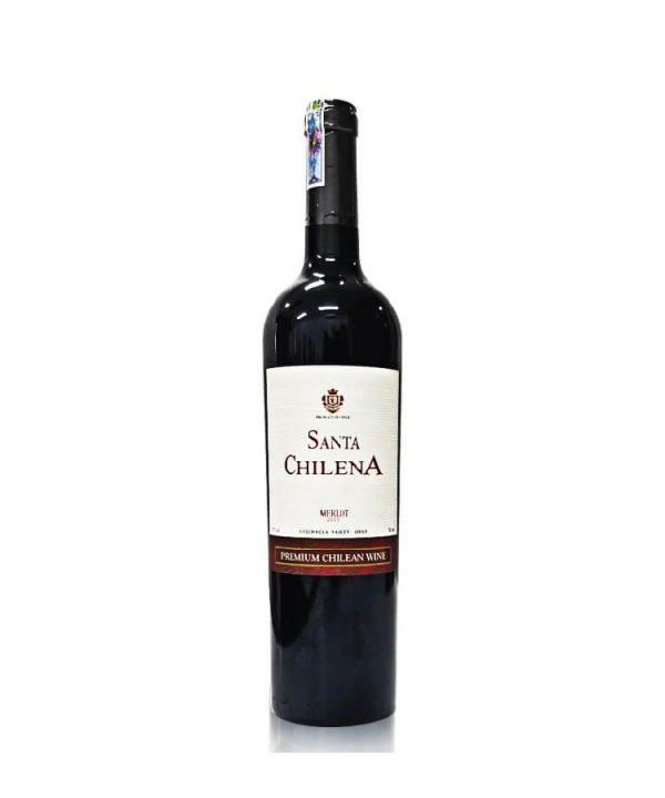 Rượu vang Chile - Santa Chilena