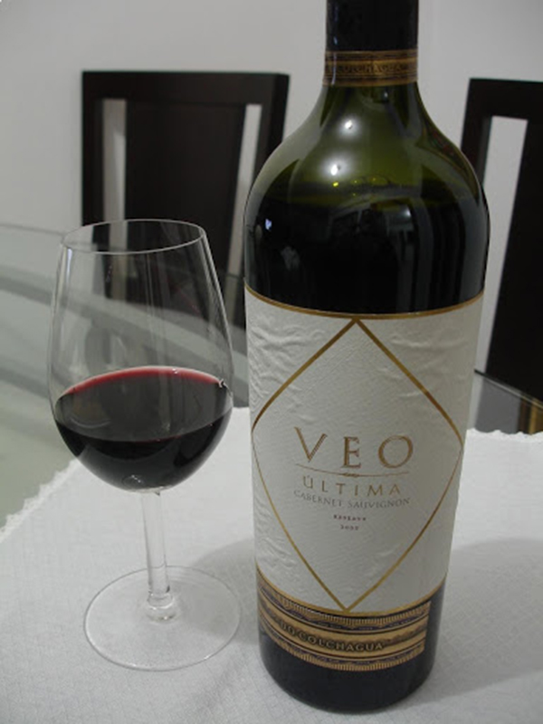 Rượu vang Chile Veo Grande Reserva Cabernet Sauvignon