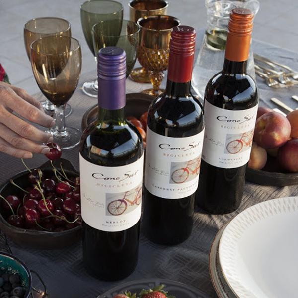 rượu vang đỏ ngon cono sur bicicleta cabernet sauvignon