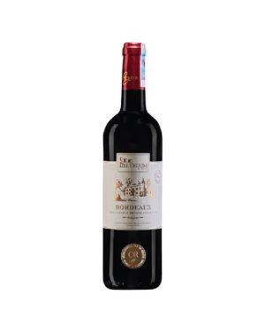 Rượu vang Pháp - Chateaux Meyblum Fils Red