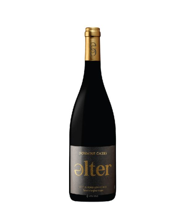 Rượu vang Pháp - Domaine Cazes Alter