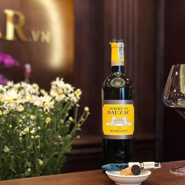 rượu vang phápAurore De Dauzac