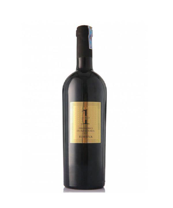 Rượu vang Ý - Primitivo Di Manduria Collection Red