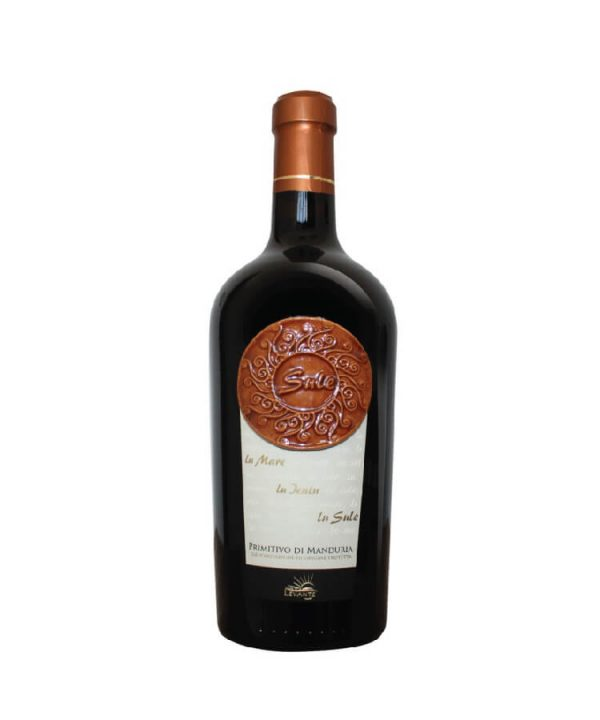 Rượu vang Ý - Sule Primitivo Di Manduria Dop Red