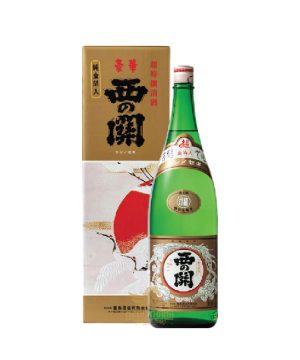 Rượu Sake - Nishi No Seki Gold