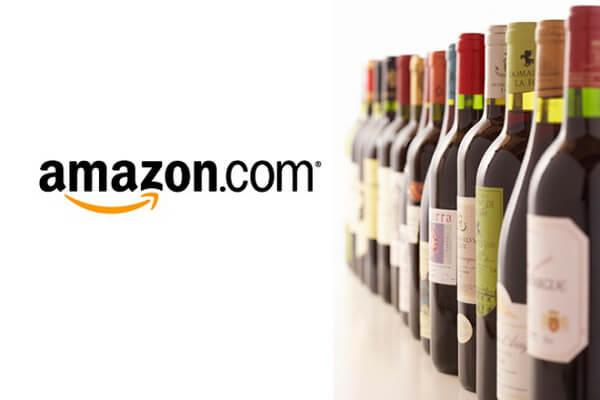 Rượu vang tại cửa hàng trực tuyến
