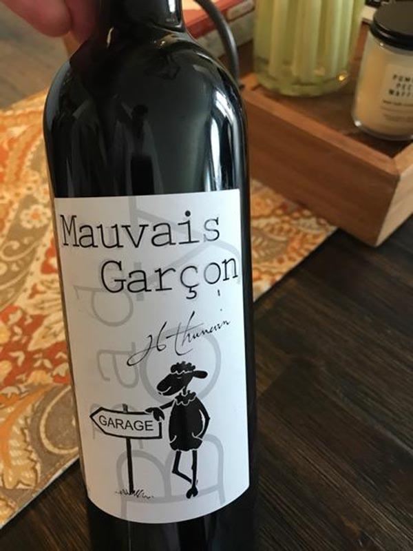 Rượu vang đỏ bordeaux garçon rouge
