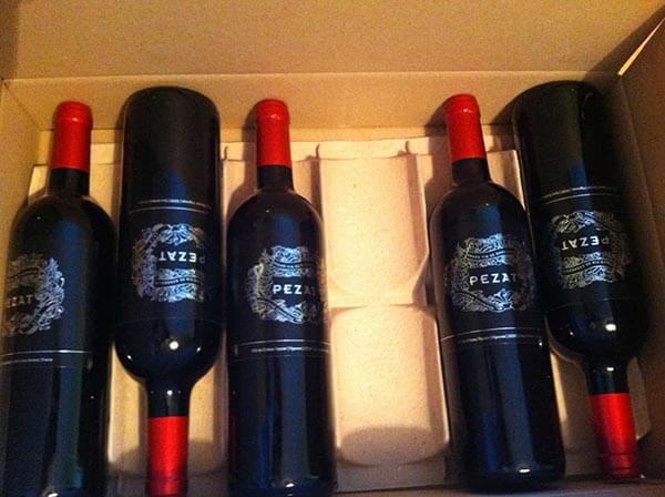 Rượu vang Pezat Bordeaux Supérieur Reserve