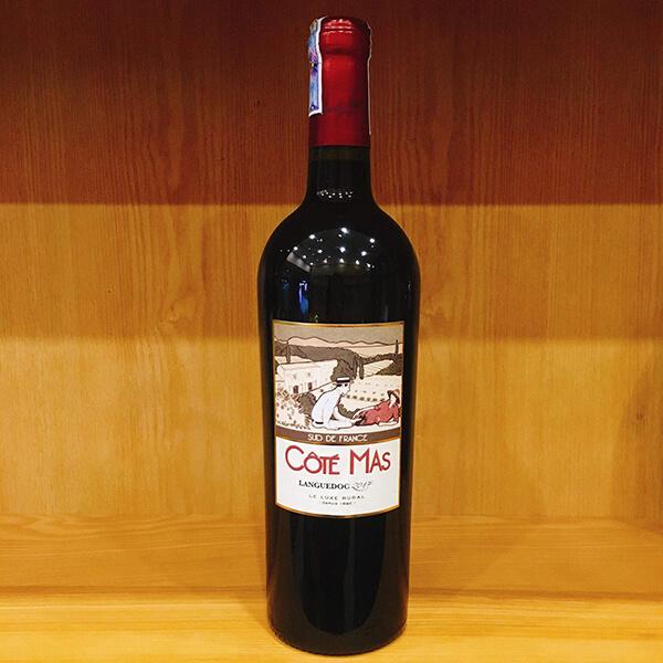 Vang đỏ Cote Mas Languedoc Rouge