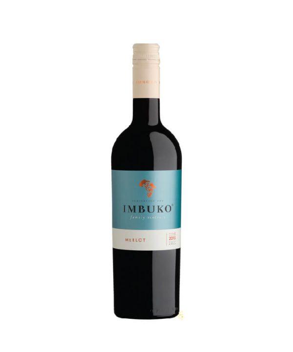Rượu Vang Nam Phi Imbuko - Red (Merlot)