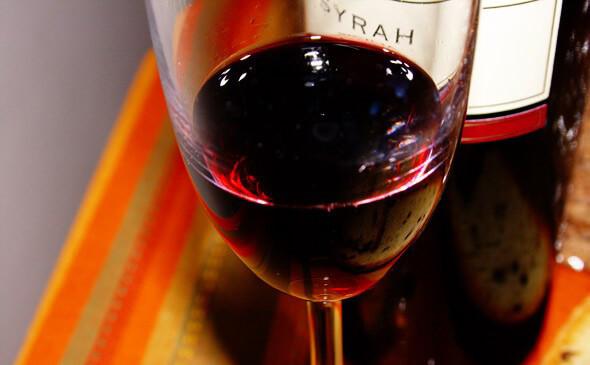 rượu vang syrah