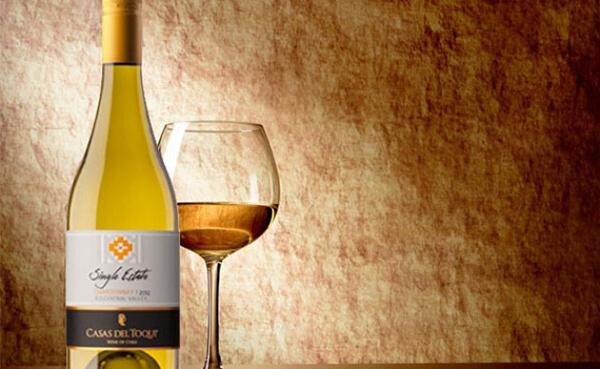 Vang trắng Casas Del Toqui Single Estate Chardonnay