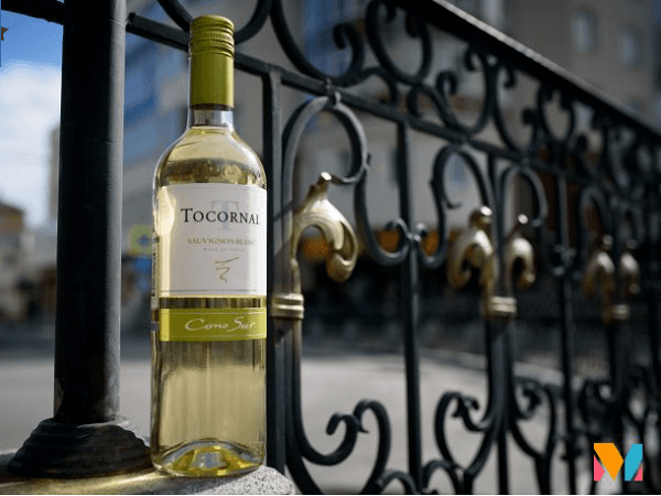 Vang trắng Cono Sur Tocornal Sauvignon Blanc
