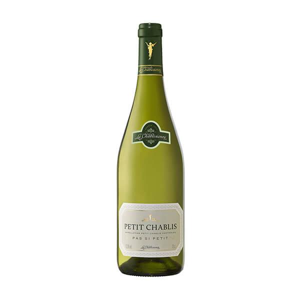 Vang trắng Petit Chablis Pas Si Petit Chardonnay
