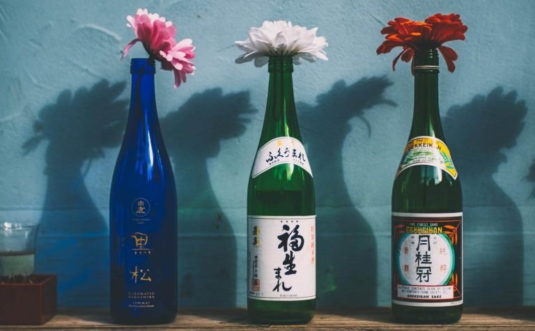 rượu sake Nhật bao nhiêu độ