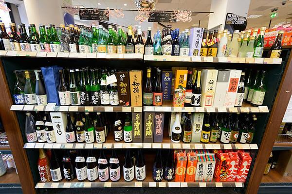 Mua rượu sake ở đâu