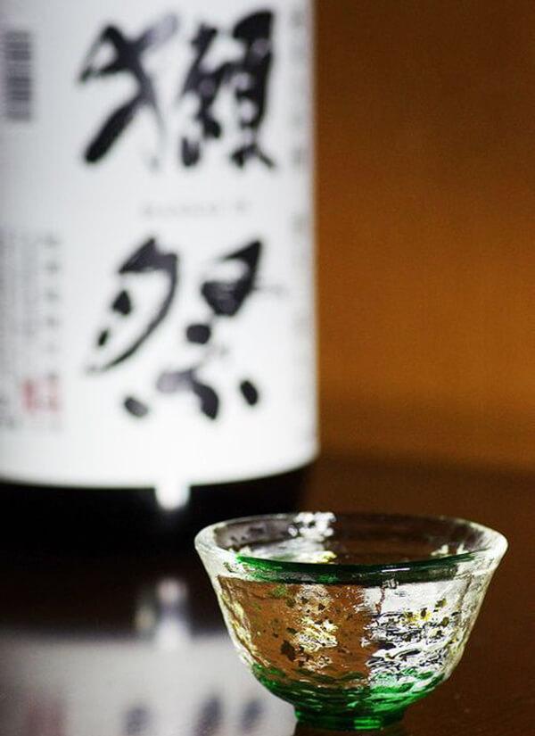 Rượu Sake mạnh Genshu bao nhiêu độ