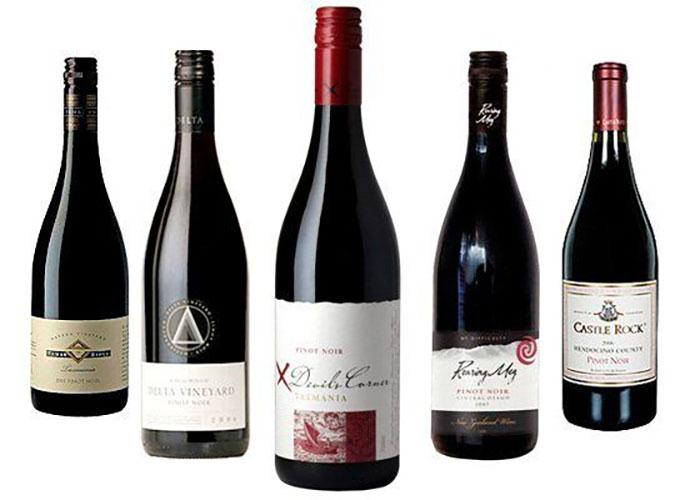 Rượu vang đỏ Pinot Noir