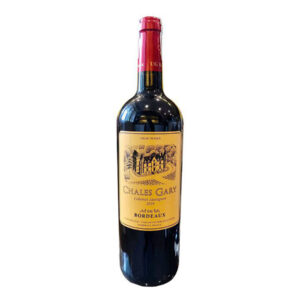 rượu vang pháp chales gary