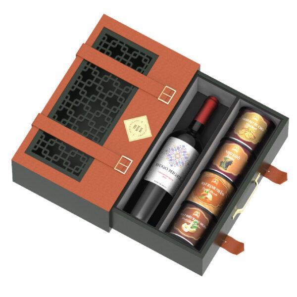 THE WINE BOX 15 1
