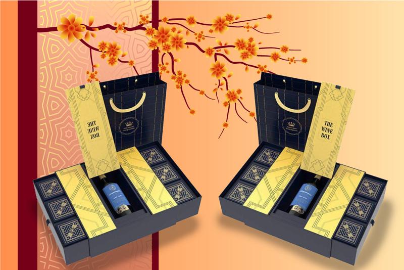 hộp quà tết Golden Era