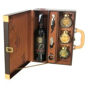 hộp quà the wine box 19